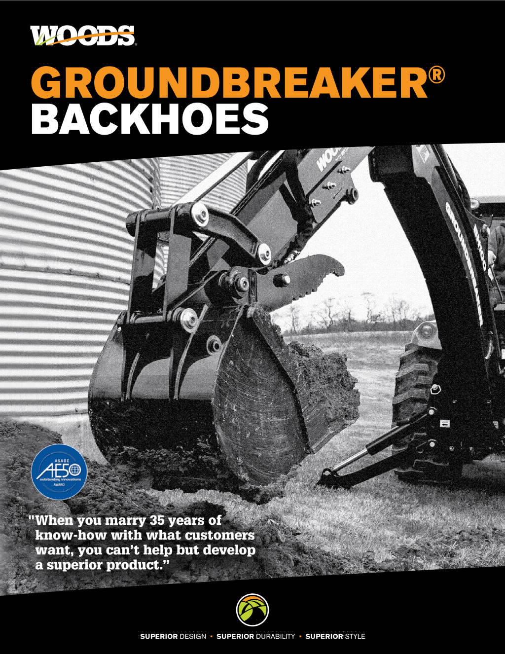Backhoes Brochure