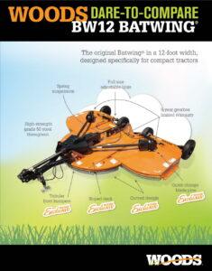 Batwing BW12 Dare-to-Compare