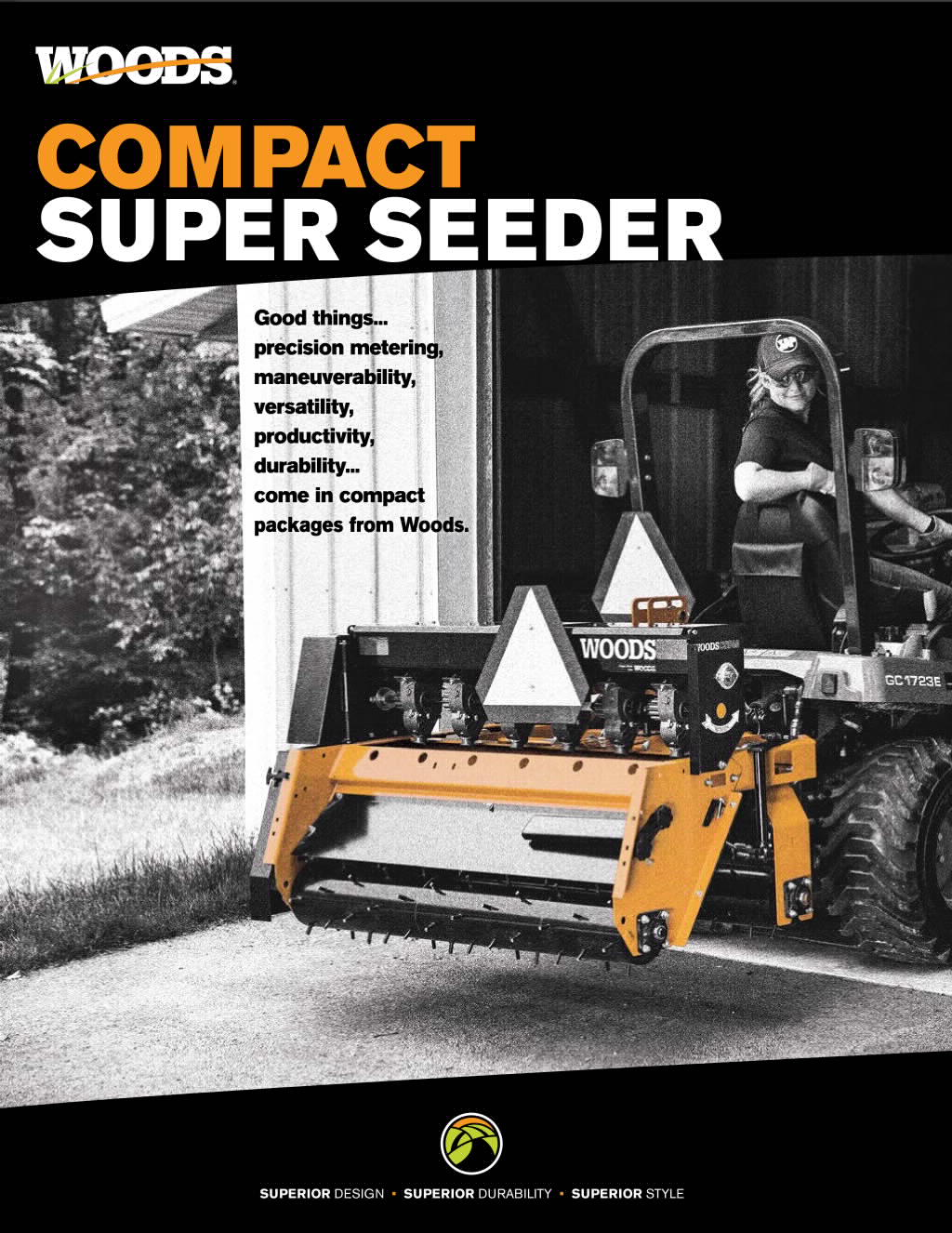 Compact Super Seeder Brochure