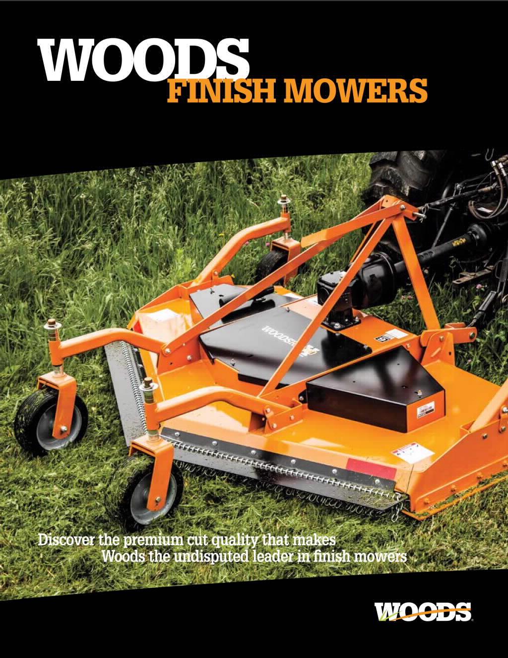 Finish Mowers Brochure