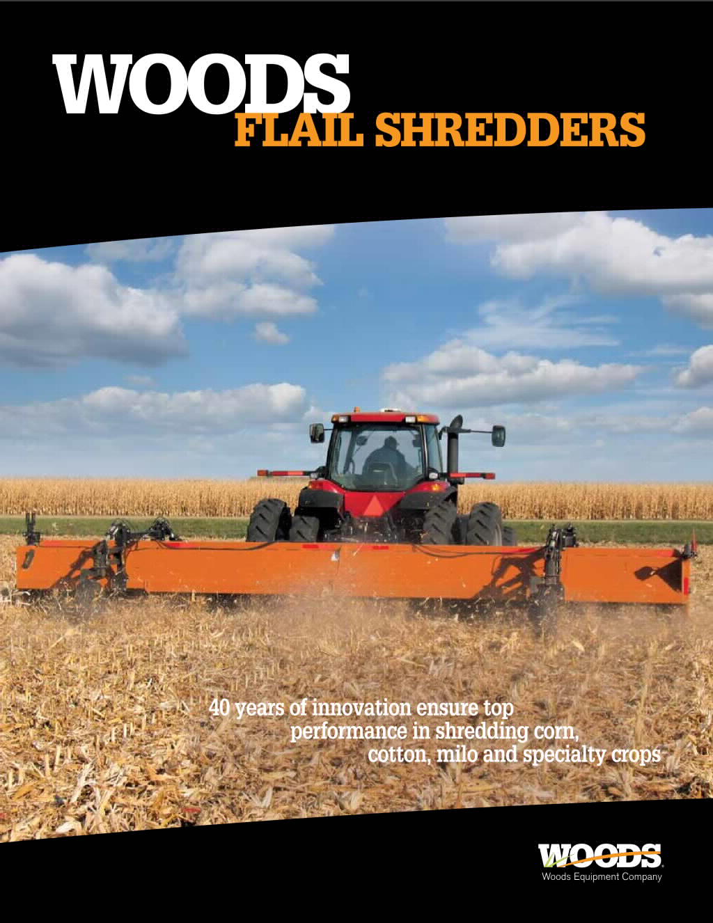 Flail Shredders Brochure