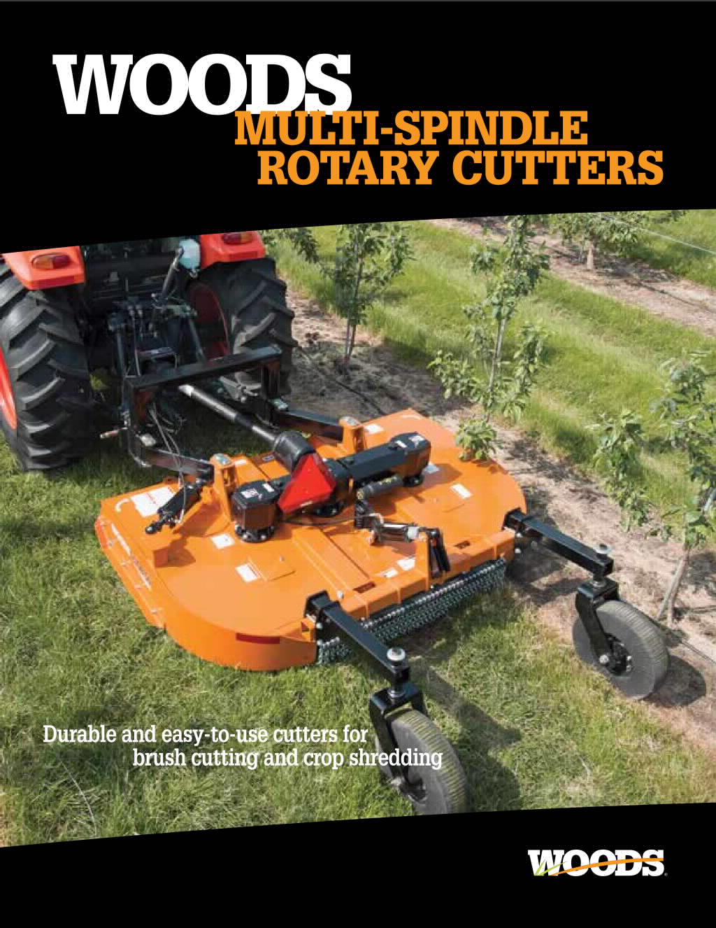 Multi-spindle Cutters Brochure