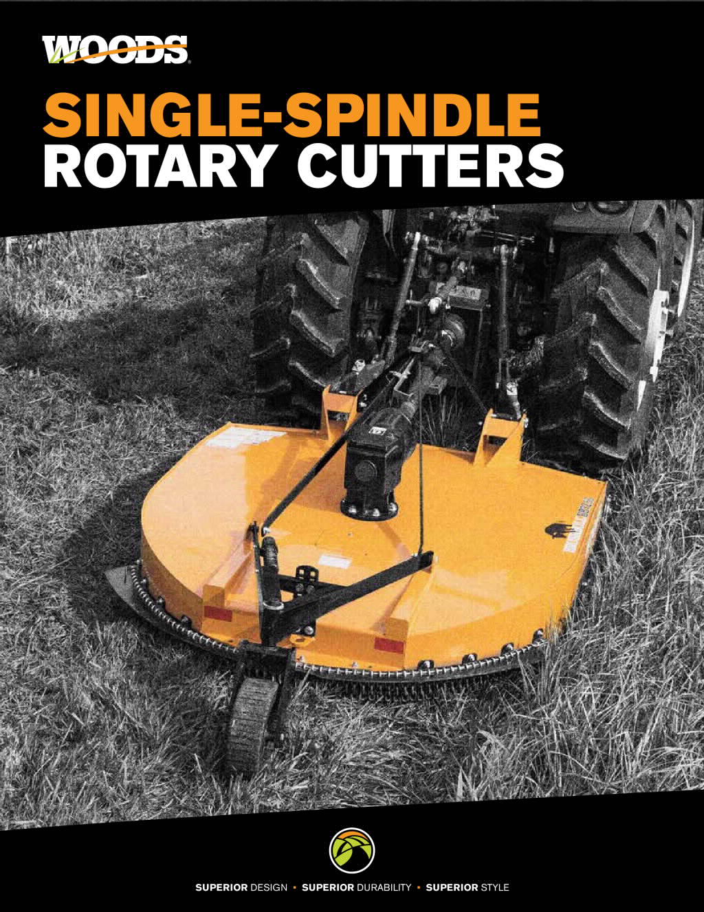 Single-spindle Rotary Cutters