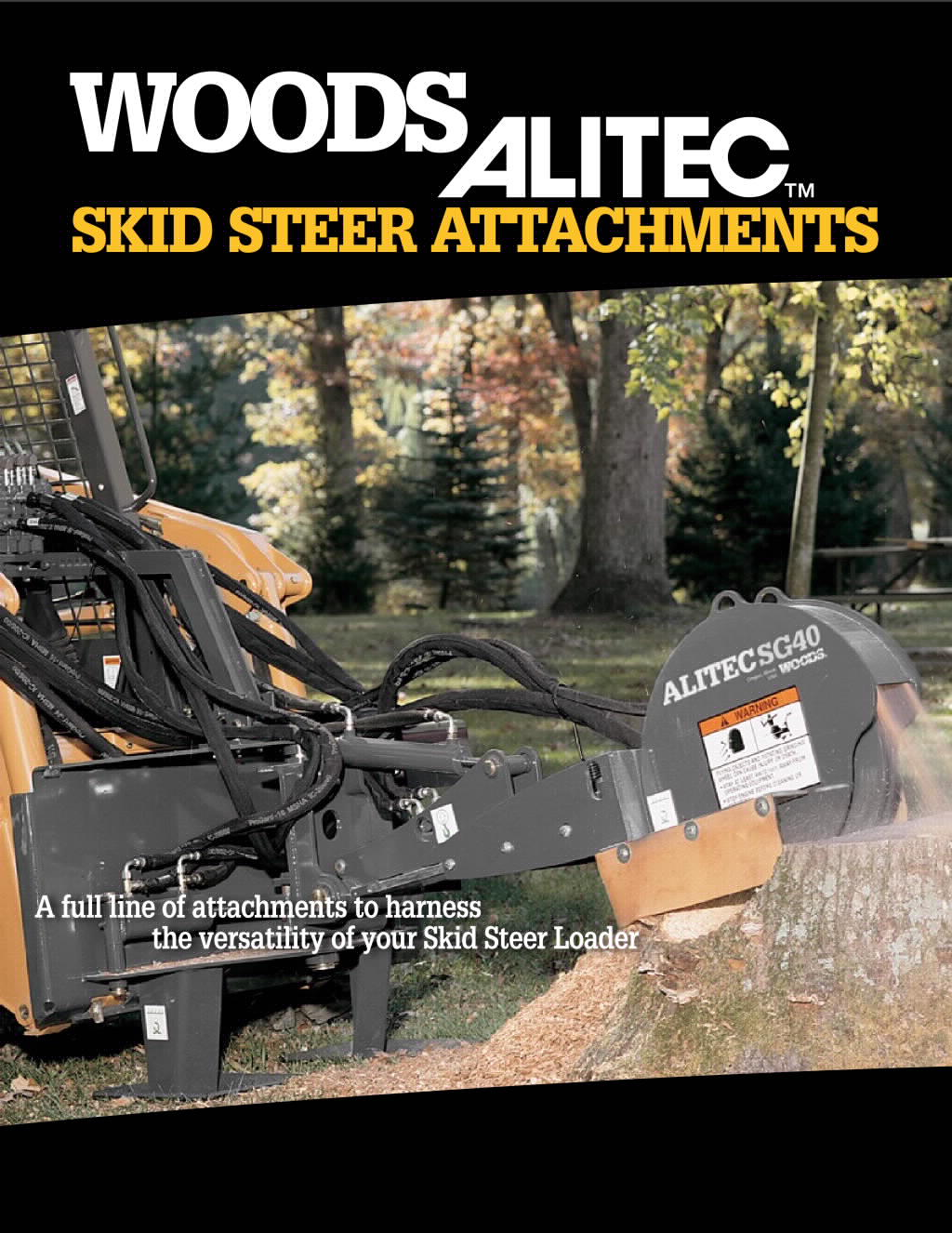 Skid Steer Attachments Brochure