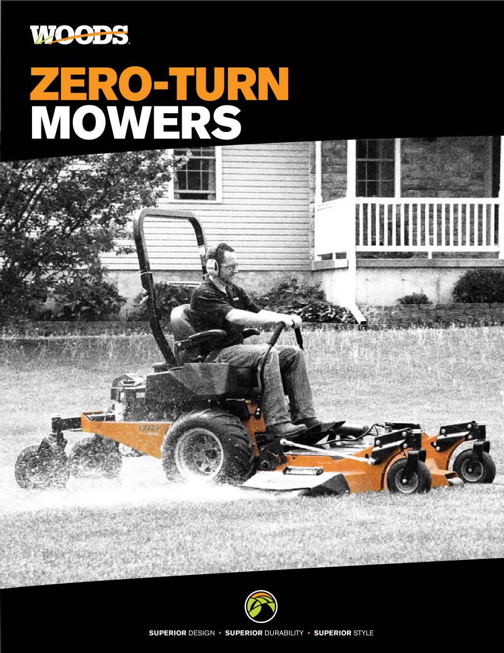 Zero-turn Mowers Brochure