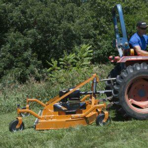 Rear-mount Mowers