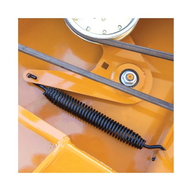 Turfkeeper Pro™ Spring-loaded Belt Tensioner