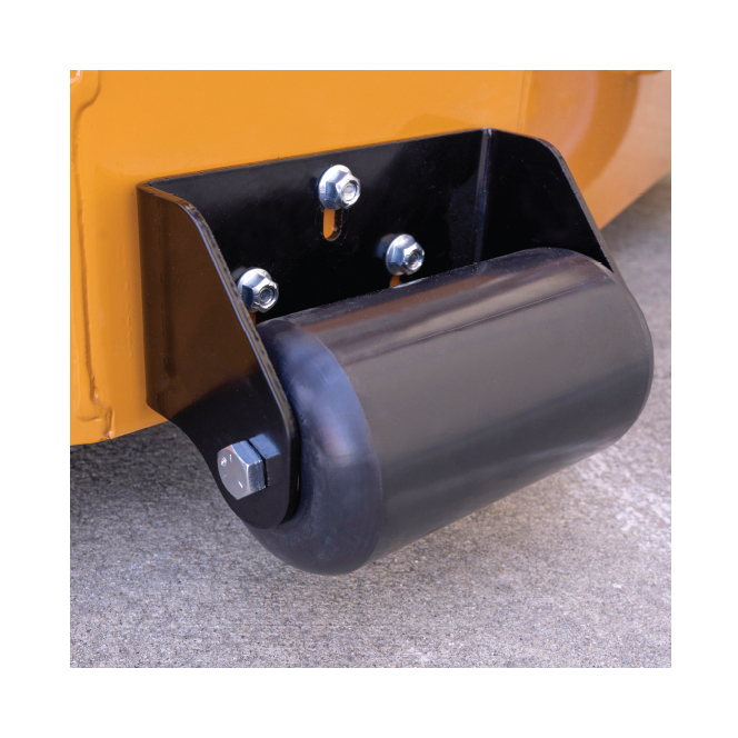 Turfkeeper Pro™ Optional Front Roller